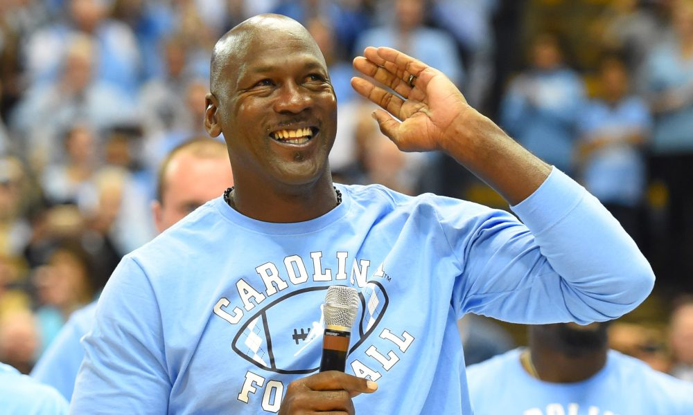Michael Jordan $2 Million for Hurricane Florence Relief