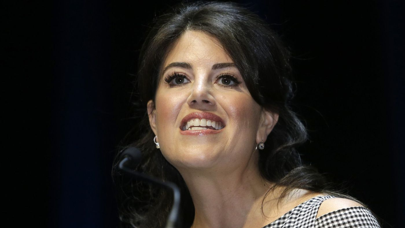 Monica Lewinsky Storms Out of Interview After Shes Asked About Bill Clinton