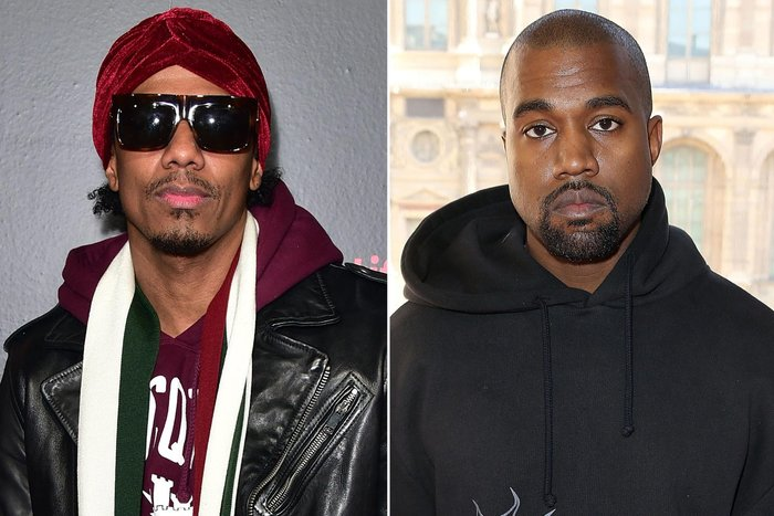 Nick Cannon wants to settle Kanye West row