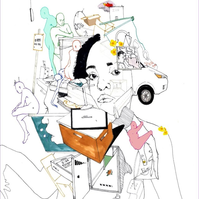 Noname Releases New Album 'Room 25'