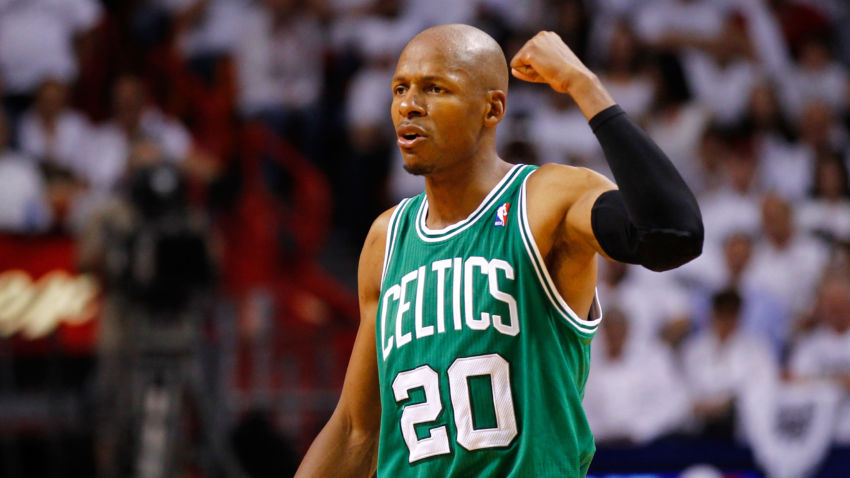 Ray Allen Thinks Steph Curry, Kevin Durant, and James Harden Should Star in 'Space Jam 2'