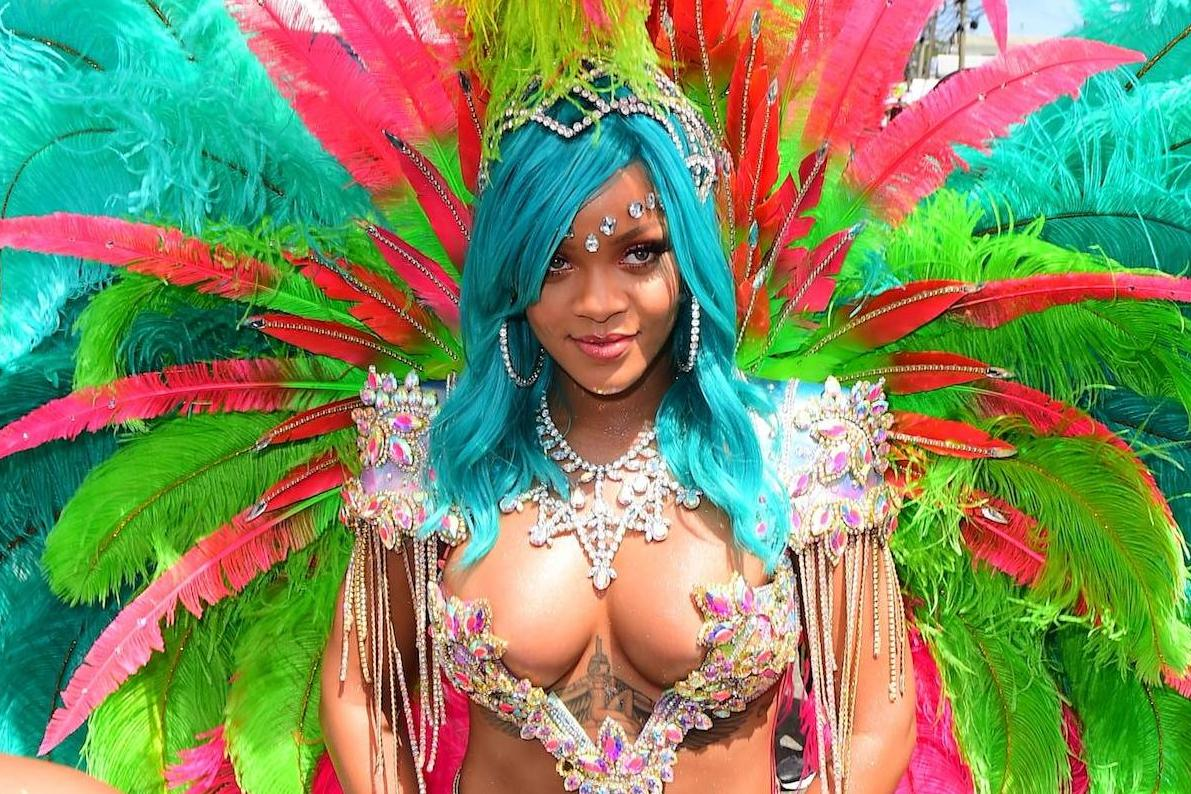 Rihanna is Appointed as an Ambassador of Barbados