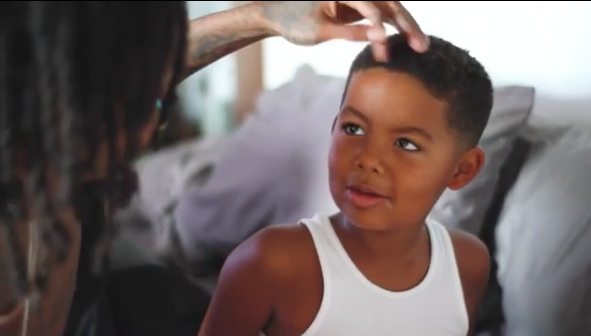 Wiz Khalifa's Son Sebastian Gets his Own YouTube Channel