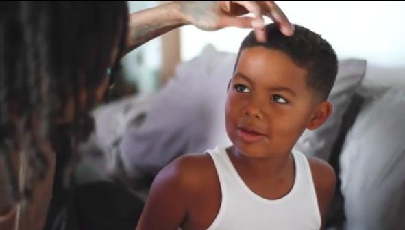 Wiz Khalifa's Son Sebastian Gets his Own YouTube Channel