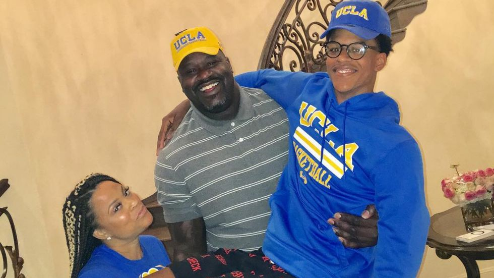 Shaunie and Shaquille O'Neal's Son, Shareef, Diagnosed With Heart Condition