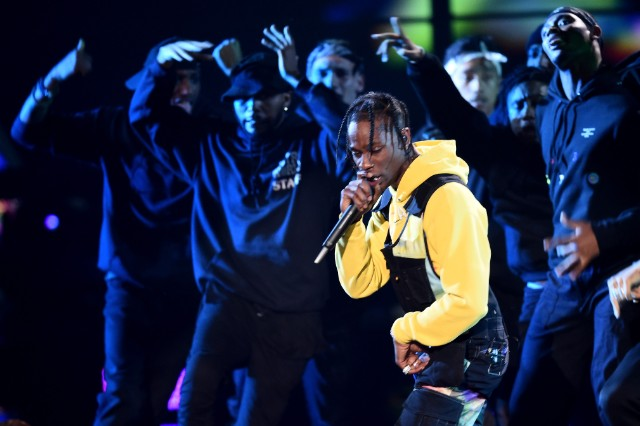 Travis Scott is Gearing to Release 'S.P.A.C.E' Merchandise