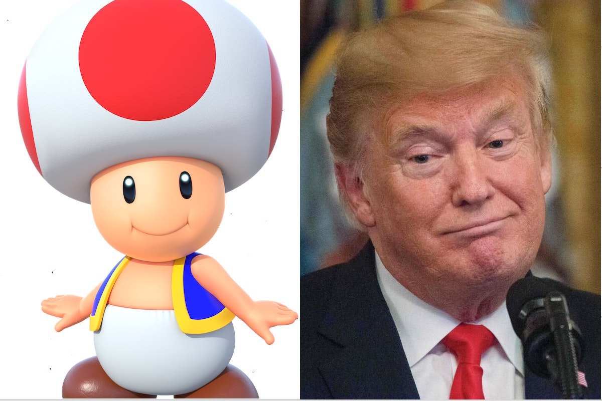 Here's Why Mario Kart & Toad Are Trending on Twitter