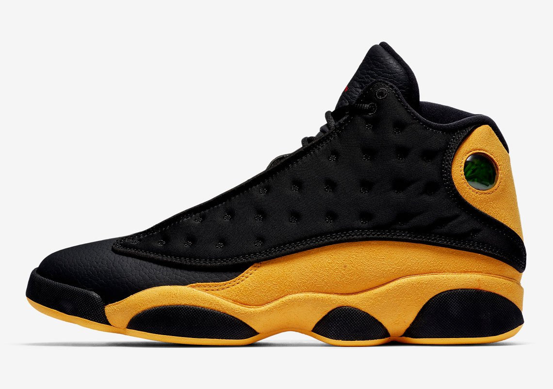 29dbd80007ef ... Jordan Brand chose Carmelo Anthony to close things out with a tribute to  his old boarding school Oak Hill Academy. Utilizing the Air Jordan 13 ...