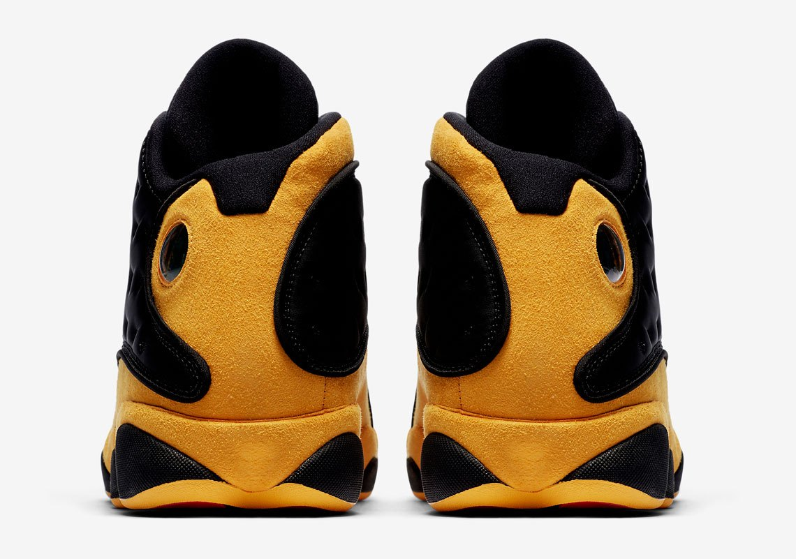 """3c18f6b0920 Expect the Air Jordan 13 """"Melo"""" to arrive on September 15 at JB retailers"""