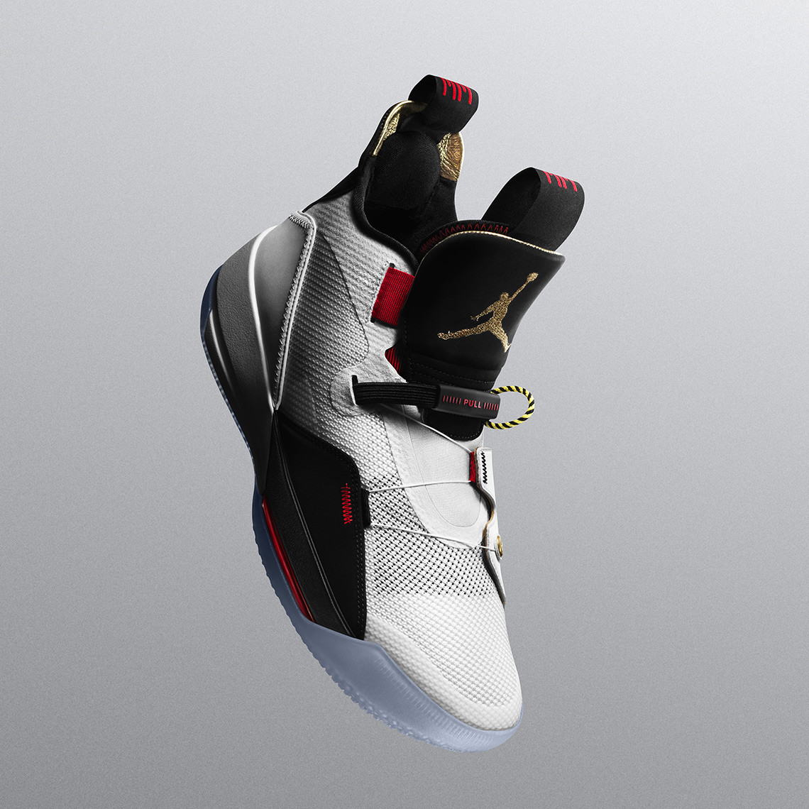 new concept 5fb5e bdf01 The Air Jordan 33 Ushers In Pure Innovation With a New FastFit Technology