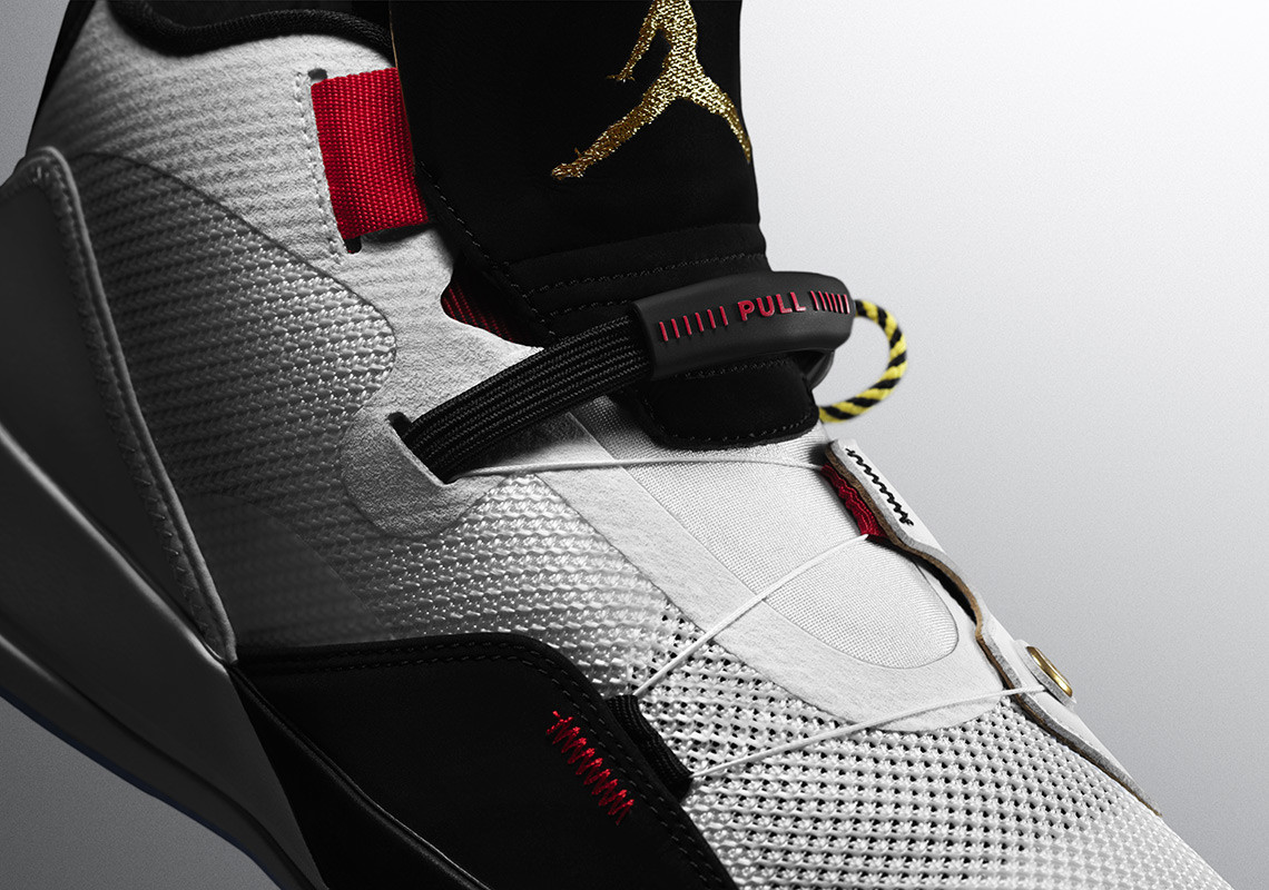 the best attitude 11325 ed81c Check for the Air Jordan XXXIII starting October 18 at select global  retailers and online. See images of the shoe, campaign featuring NBA  All-Star Victor ...