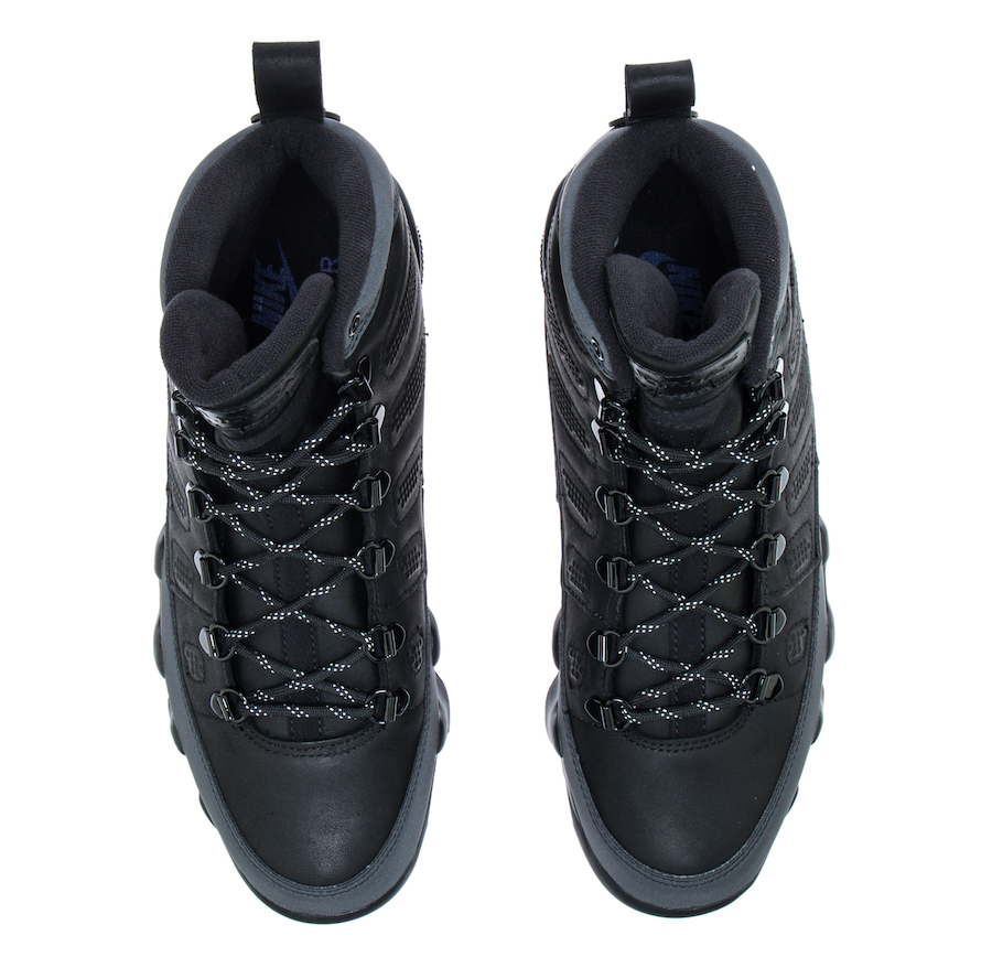 the best attitude afb89 12908 The Air Jordan 9 Boot Returns In Two Colorways For Fall 2018 ...
