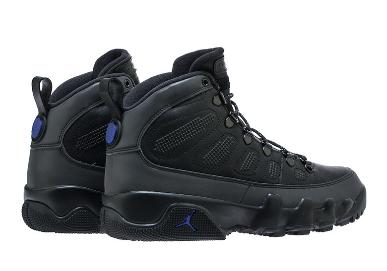 37fd09e6c7f8c0 Expect both versions of the 2018 Air Jordan 9 Boot to release at select  retailers beginning October 13. See more pics of the two options below