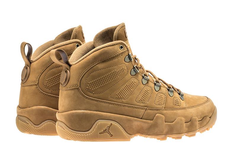 The Air Jordan 9 Boot Returns In Two