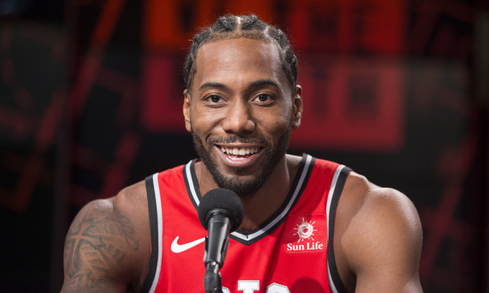 bf10023dd956 Kawhi Leonard Leaves Jordan Brand to Become New Face of New Balance ...