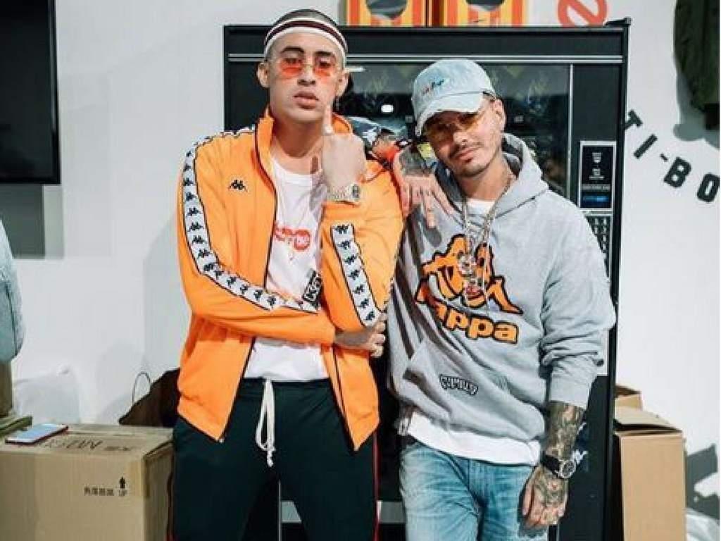 Bad Bunny & J Balvin Bring Chill Vibe with Joint Album 'Oasis'
