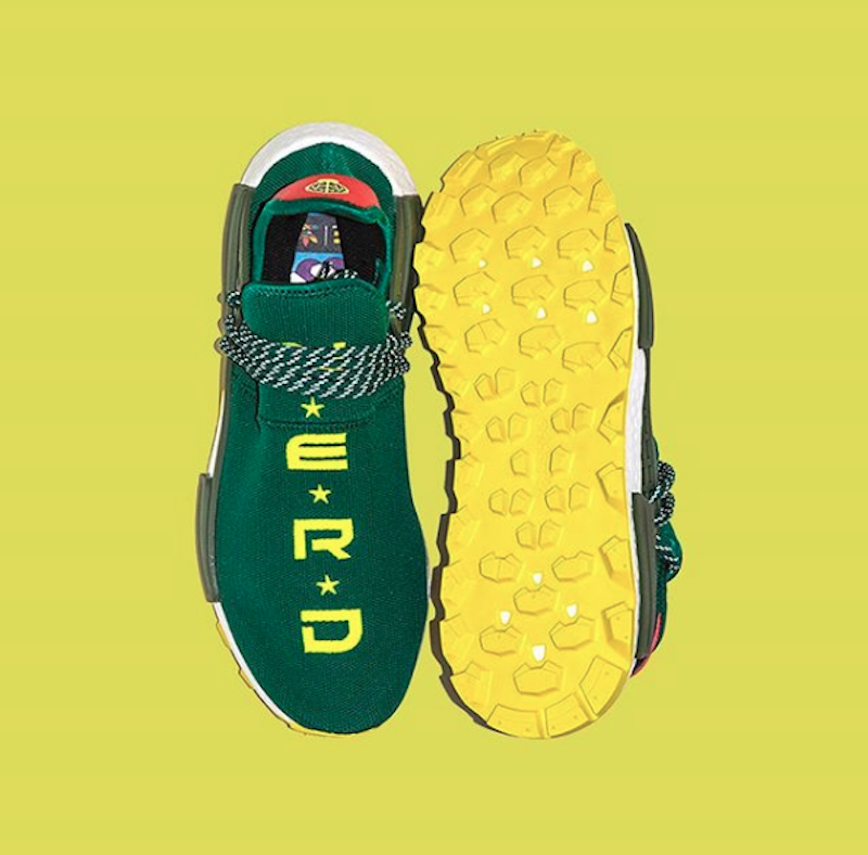 226587f028fea ... N.E.R.D x adidas NMD Hu had to purchase through the Frenzy app today