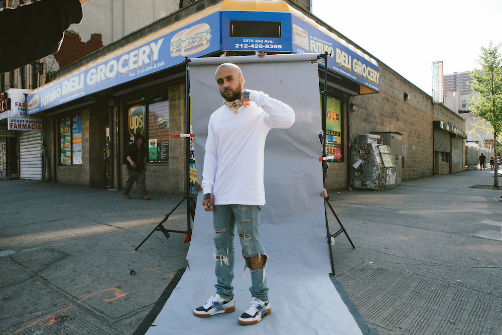f0866c0bfa35e3 Want to see more of Bodega Bamz s story  Read his full feature over on the  Reebok blog.
