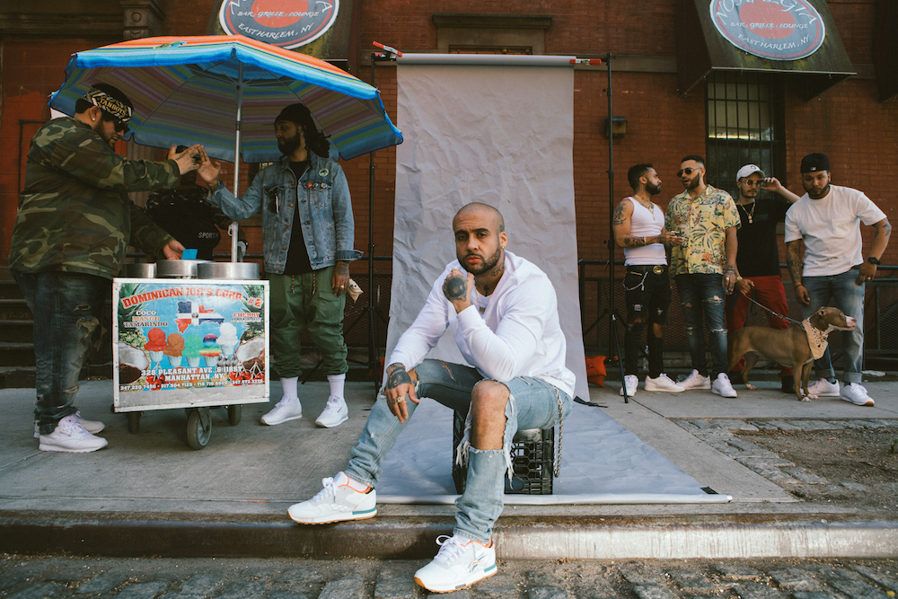 aa20bc22a Bodega Bamz Takes Reebok to Spanish Harlem For the Latest 'Alter the Icons'  Campaign Video