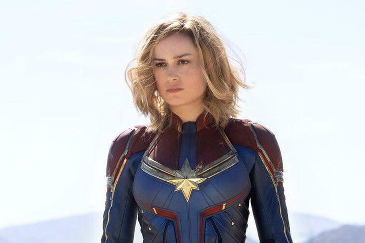 The New Trailer for 'Captain Marvel' is Now Available