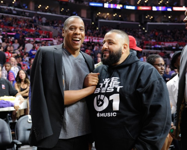 dj khaled to join beyonce jay z for on the run ii tour