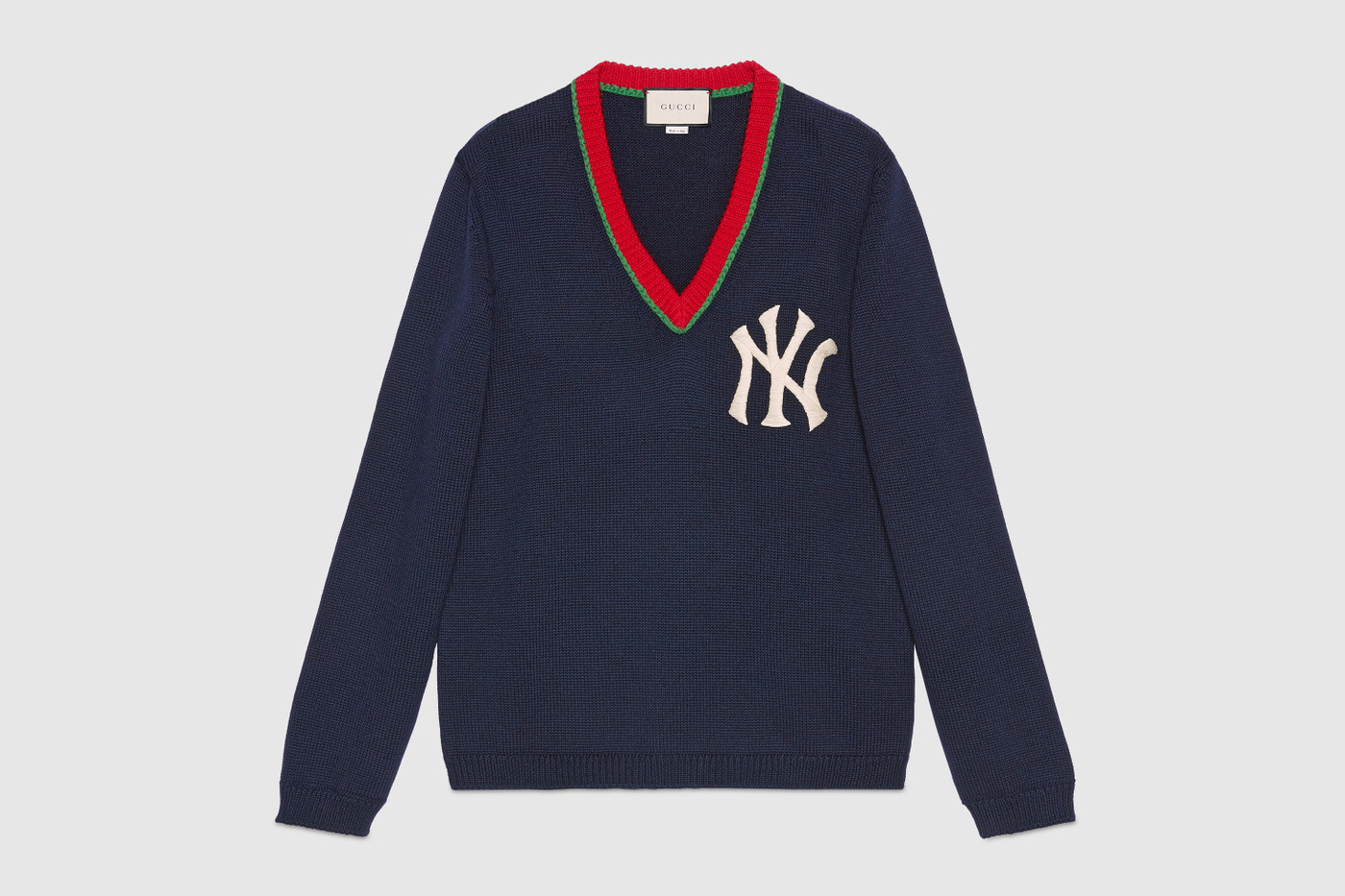 Gucci Extends On Its Love For The Ny Yankees With A New