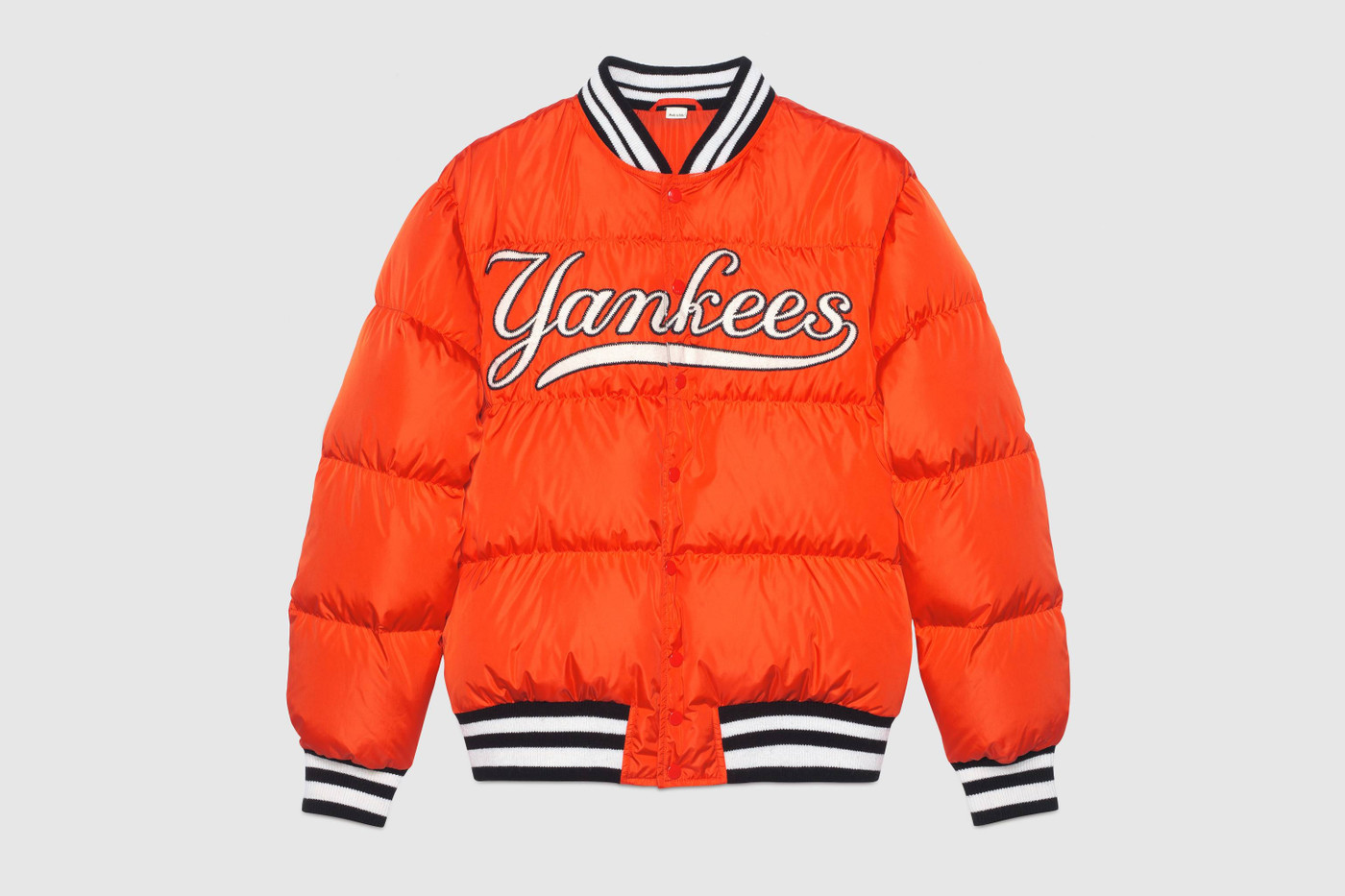 gucci ny yankees capsule collection