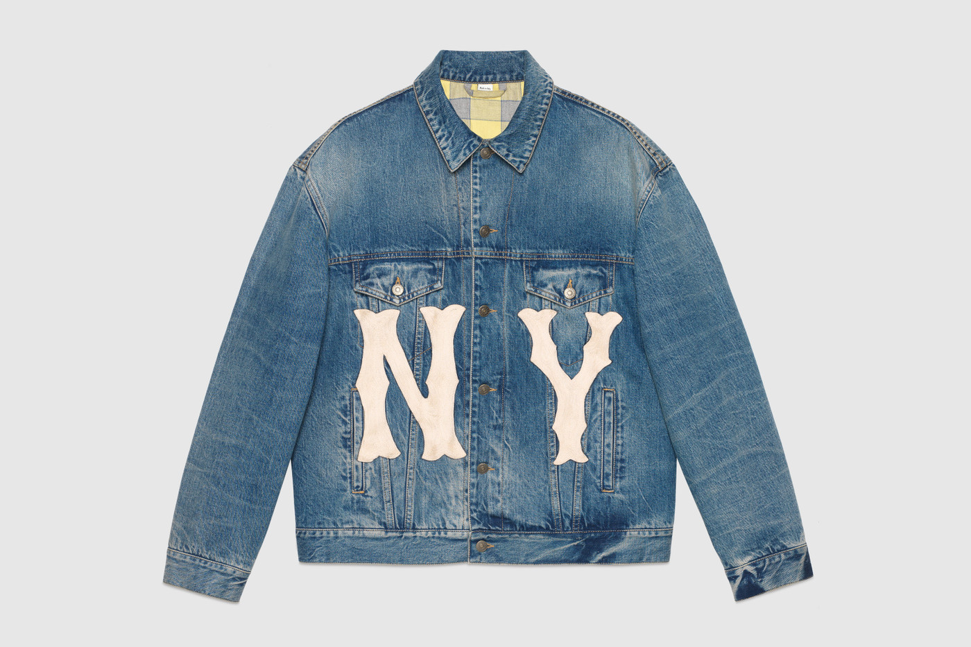 a25c8a787ec Gucci Extends On Its Love For the NY Yankees With a New Capsule ...