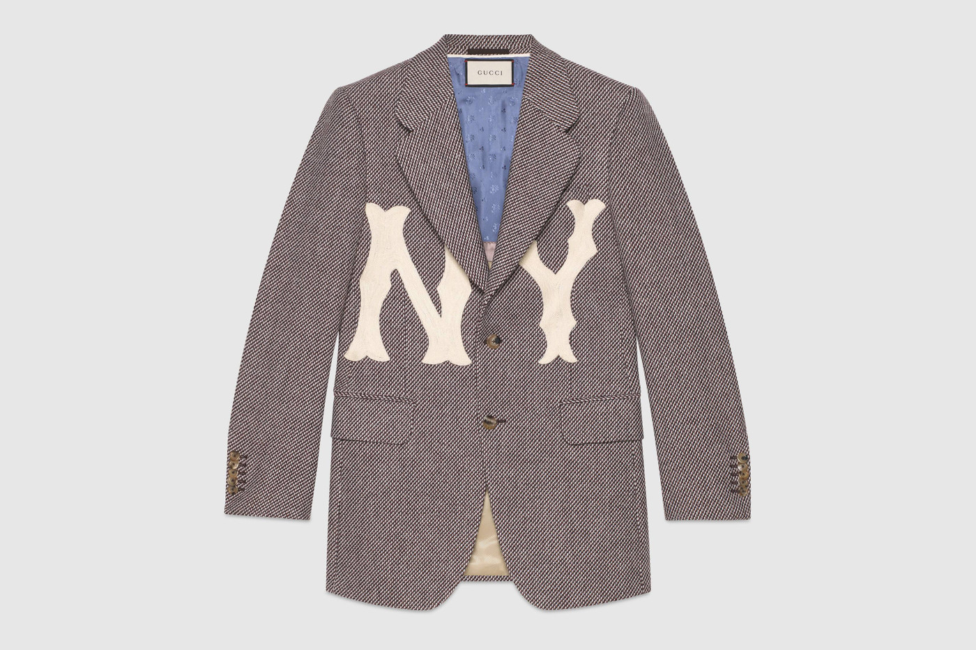 d62f129cd36 Gucci Extends On Its Love For the NY Yankees With a New Capsule ...
