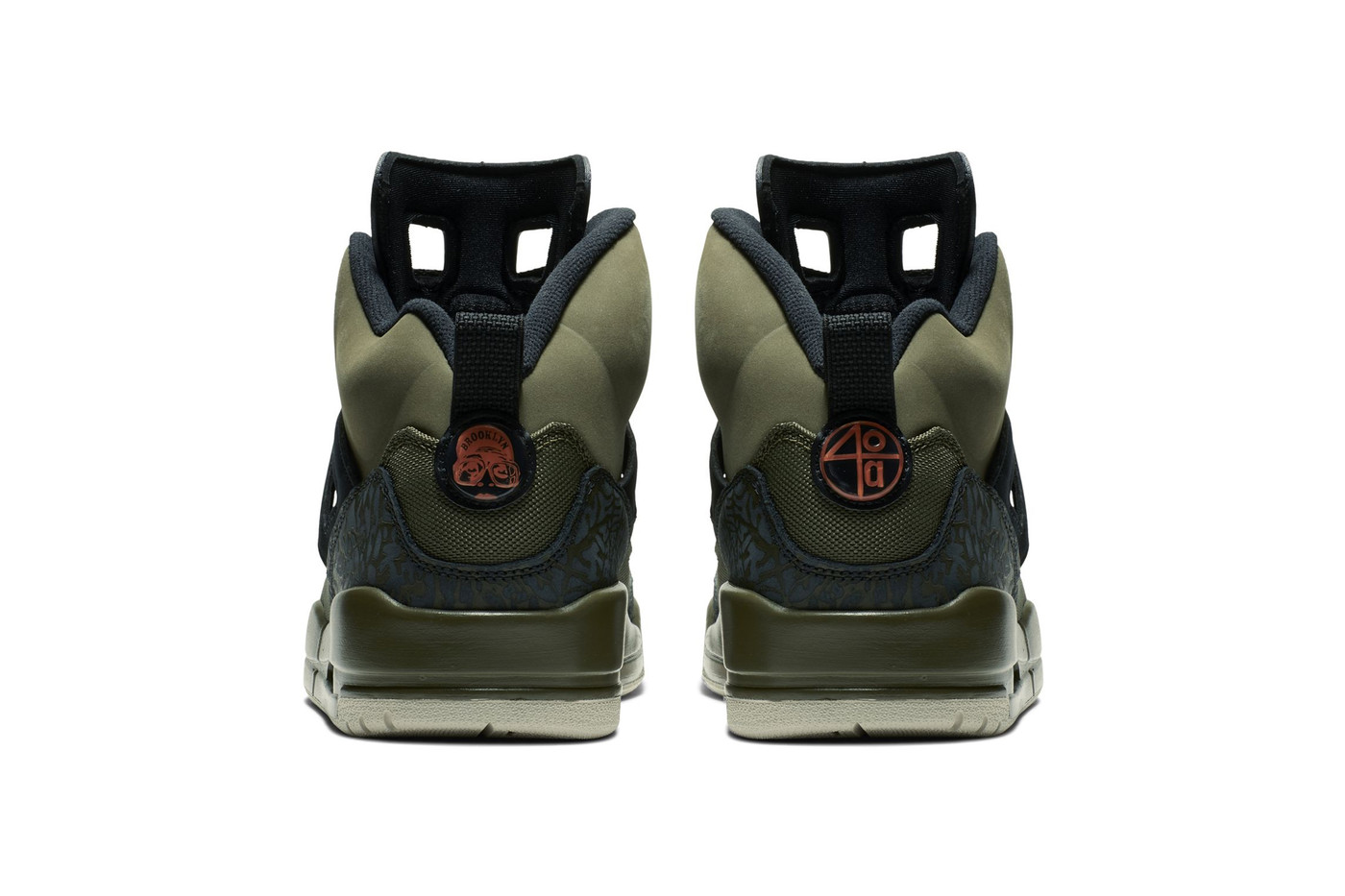 "quality design d07c6 1c25f The Spike Lee-Influenced Jordan Spiz ike Returns With a Fresh ""Olive  Green Grey"" Colorway"
