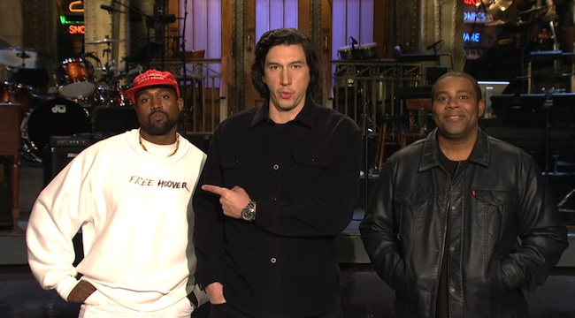 Kanye West Booed Off 'SNL' After Pro-Trump Rant On-Air