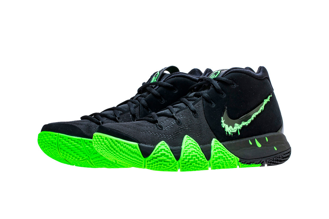 wholesale dealer 44ad5 982de Nike Prepares For Halloween With a Ghoulish Kyrie 4 | The Source