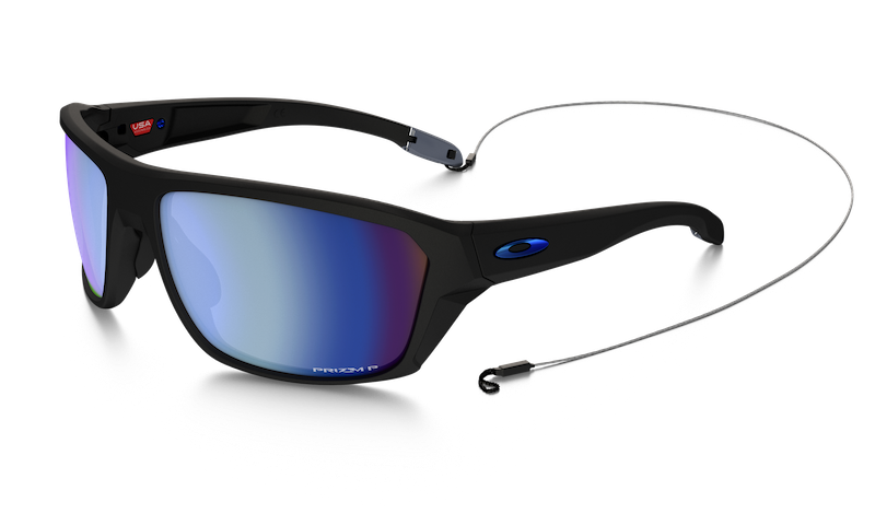 a45f3fadbb Oakley s first-ever water sport-specific frame  features an integrated  leash
