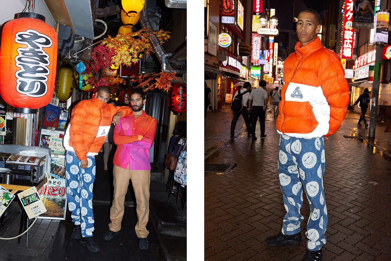 e3b2a3c524 Palace Hits Up Tokyo to Unveil the Winter 2018 Collection