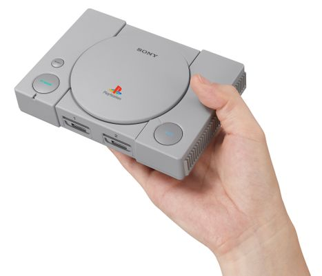 Sony to Release 'PlayStation Classic' During Upcoming Holiday Season