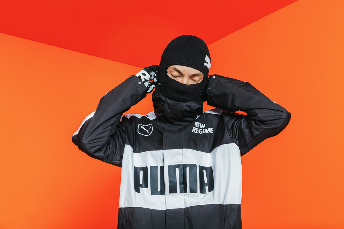 b7ebde2db2b PUMA and Atelier New Regime Bring the Motorsport Vibes For FW18 ...