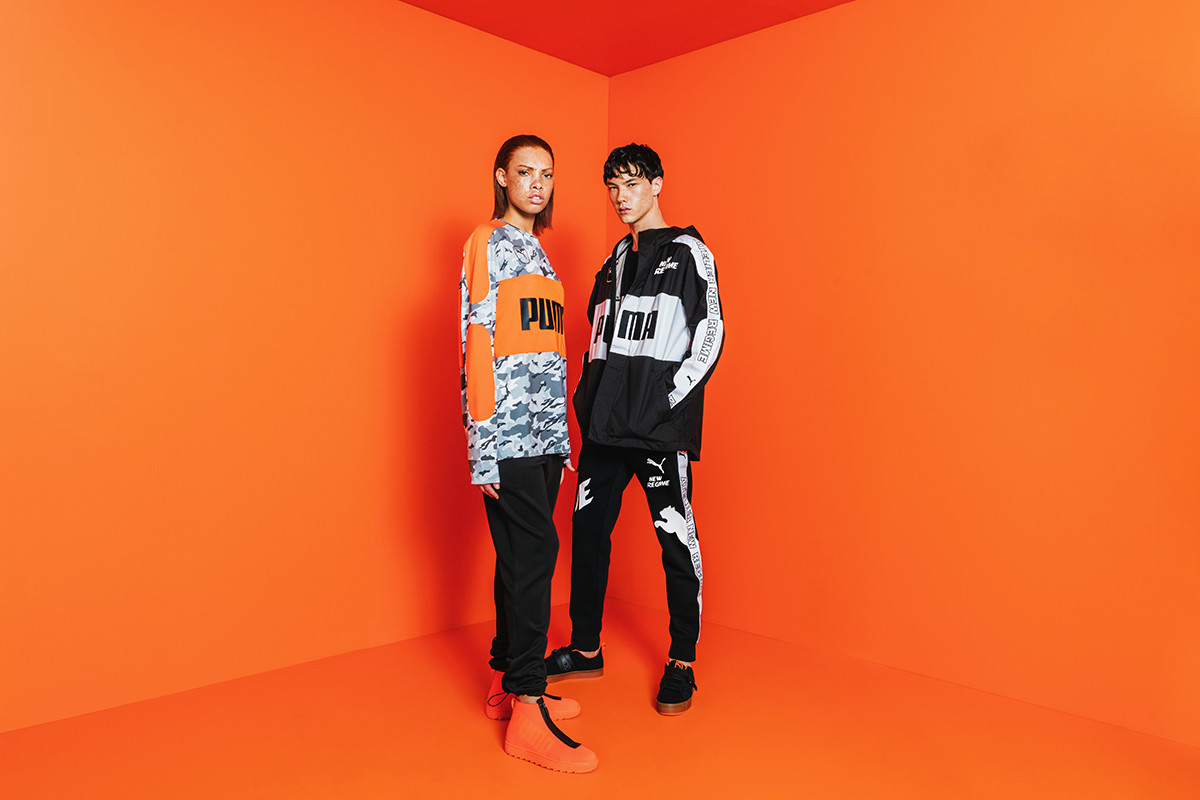 7bf1511c7a579f The PUMA x Atelier New Regime Fall Winter 2018 collection arrives starting  October 6 in the PUMA online shop. Peep the lookbook below to see the full  set