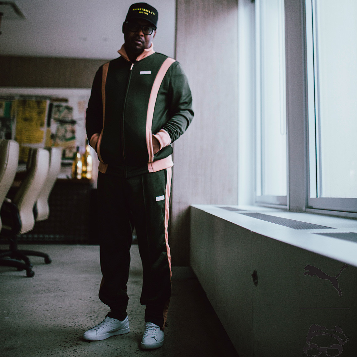 the best attitude 13279 6bf5c Roc Nation's Emory Jones Links With PUMA For