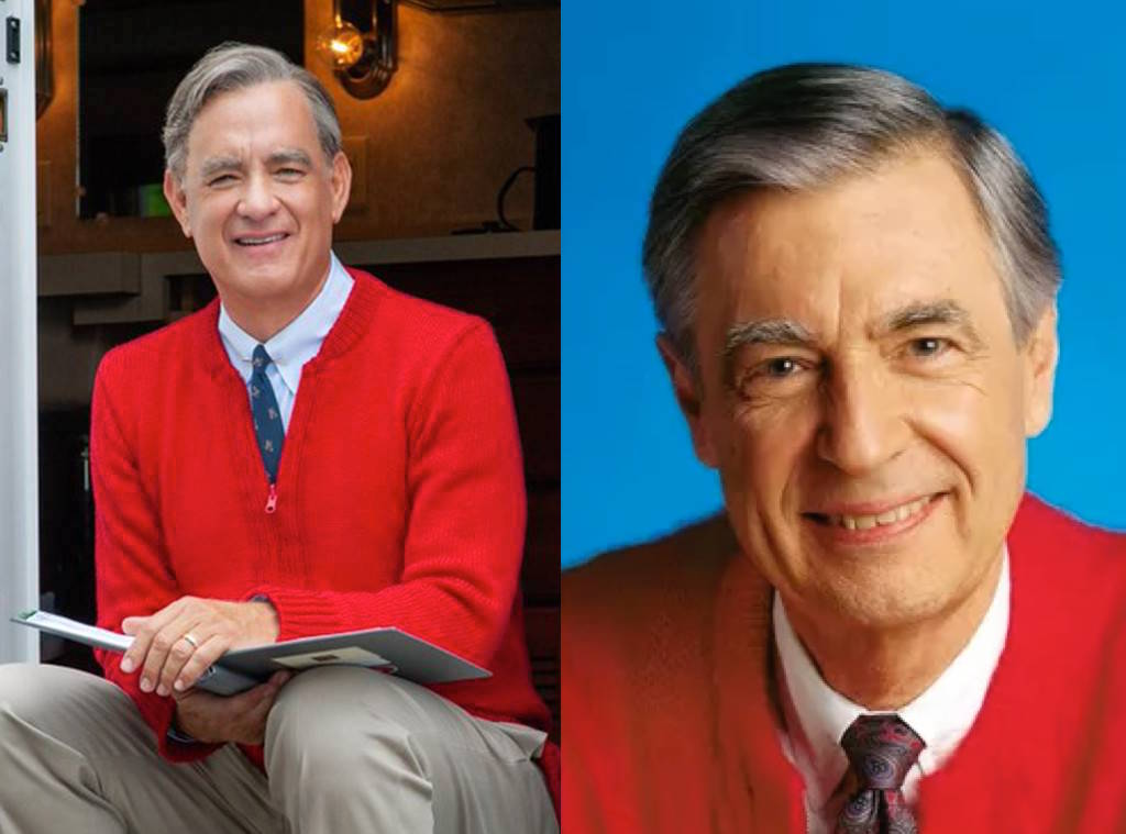 Sony Pictures Releases First Look Of Tom Hanks As Mr Rogers The Source
