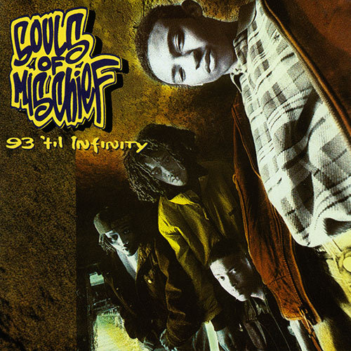 Today In Hip-Hop History: Souls Of Mischief's Debut Album '93 'Til Infinity' Turns 25 Years Old!
