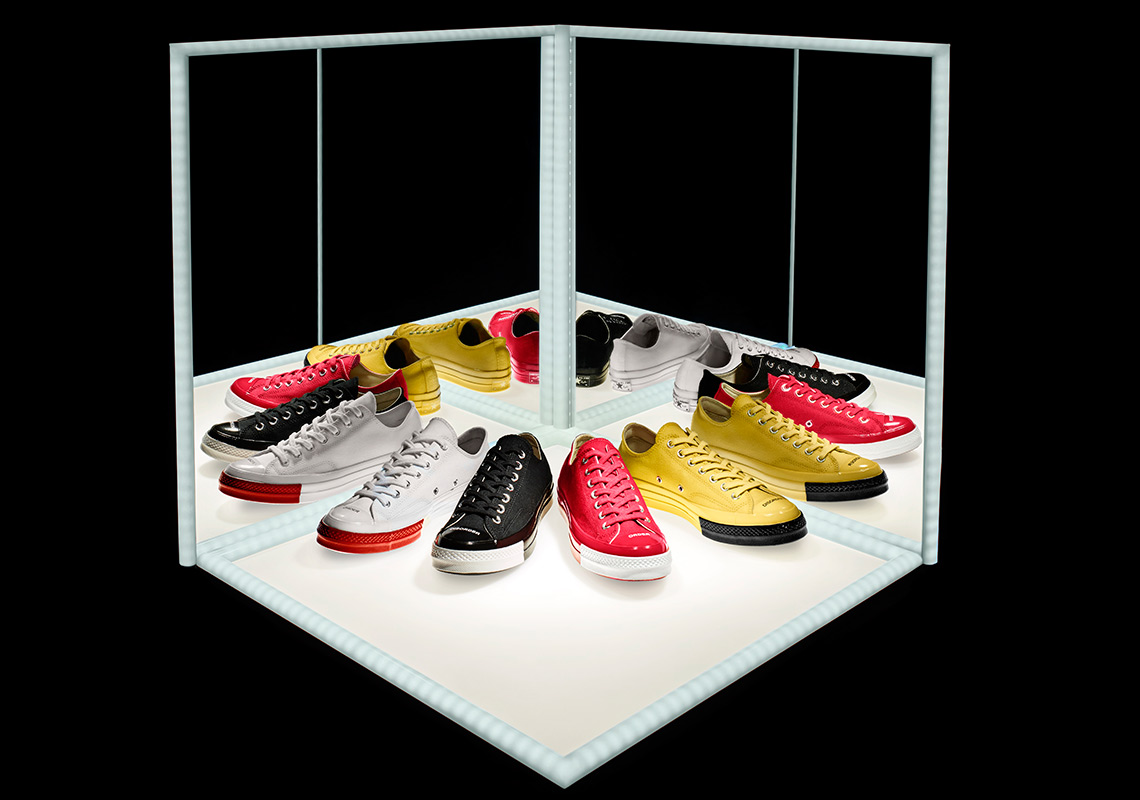undercover converse chuck  order disorder collection