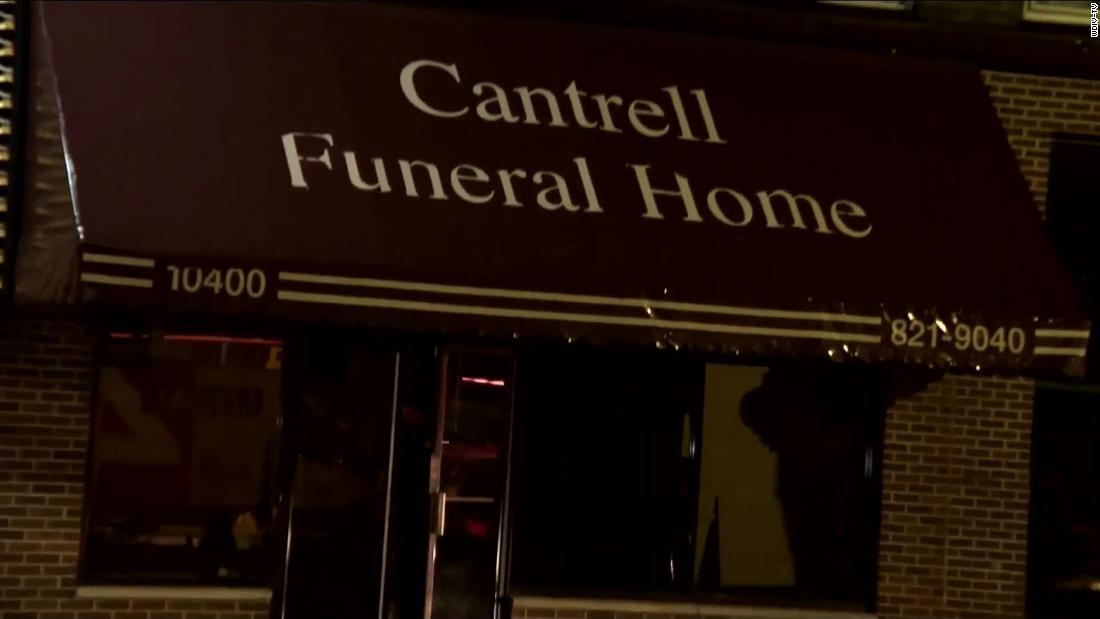 cantrell funeral home detroit super tease