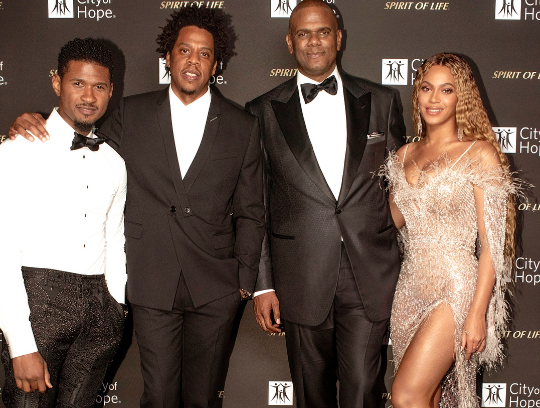 Beyonce and Jay-Z Raise Over $6 Million for City of Hope