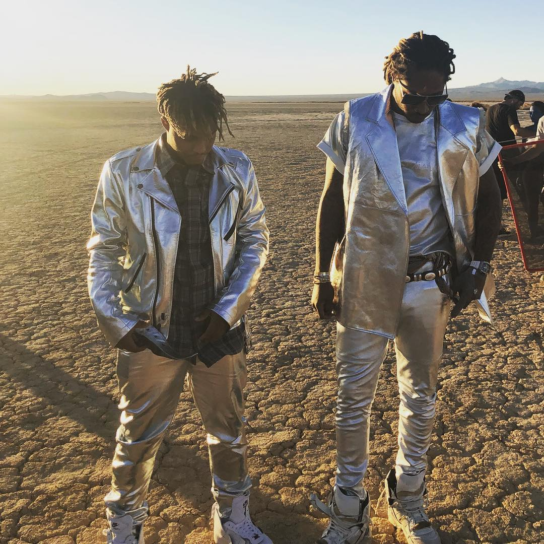 Future and Juice WRLD Announce Upcoming Joint Album, 'WRLD On Drugs'