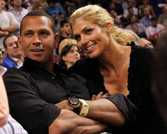 Alex Rodriguez Stuck in Spousal-Child Support With Ex-Wife