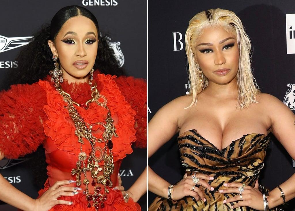 Cardi B Opens Up About NYFW Scuffle With Nicki Minaj