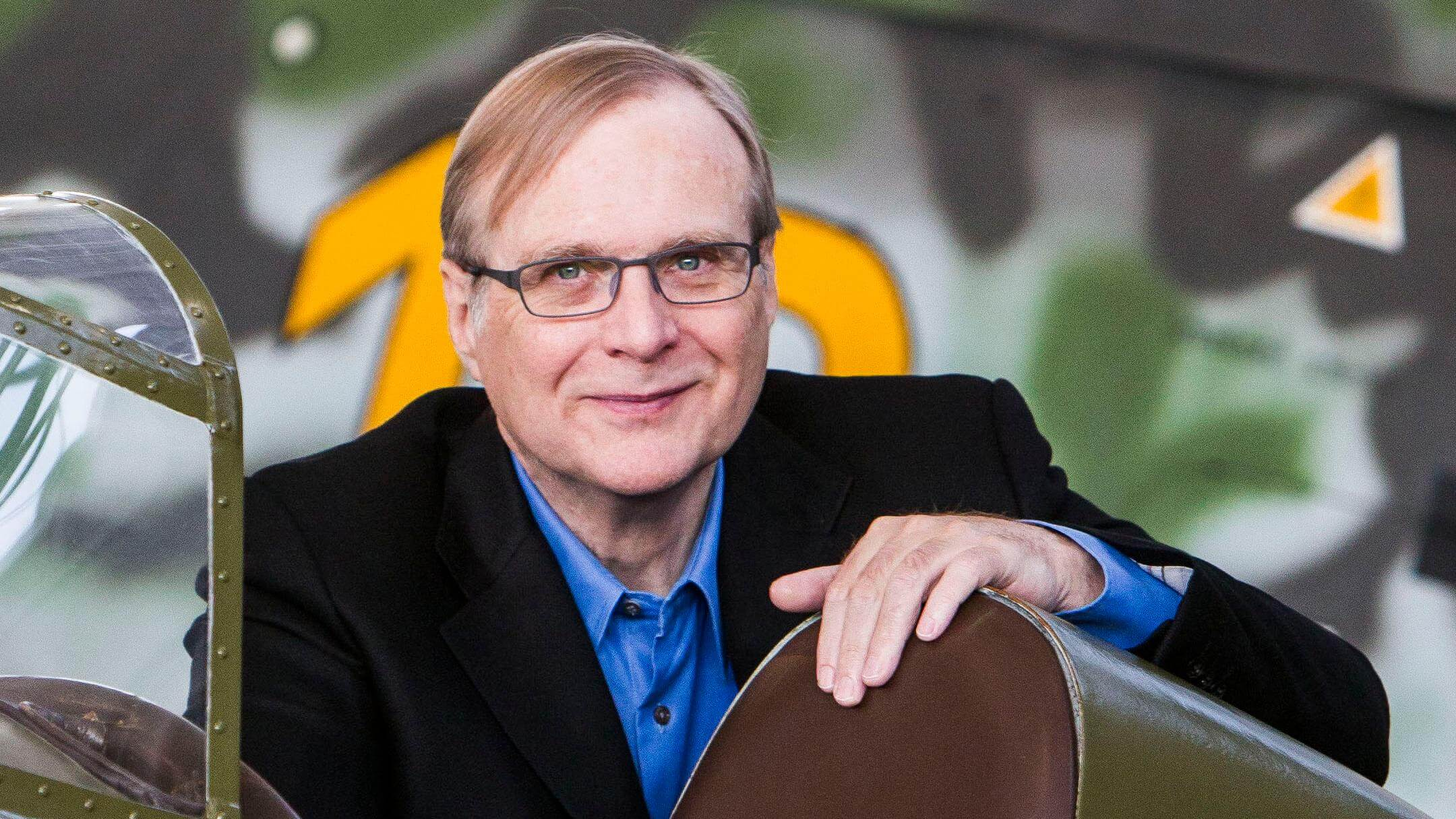 Co-founder of Microsoft, Paul Allen, Dead at 65