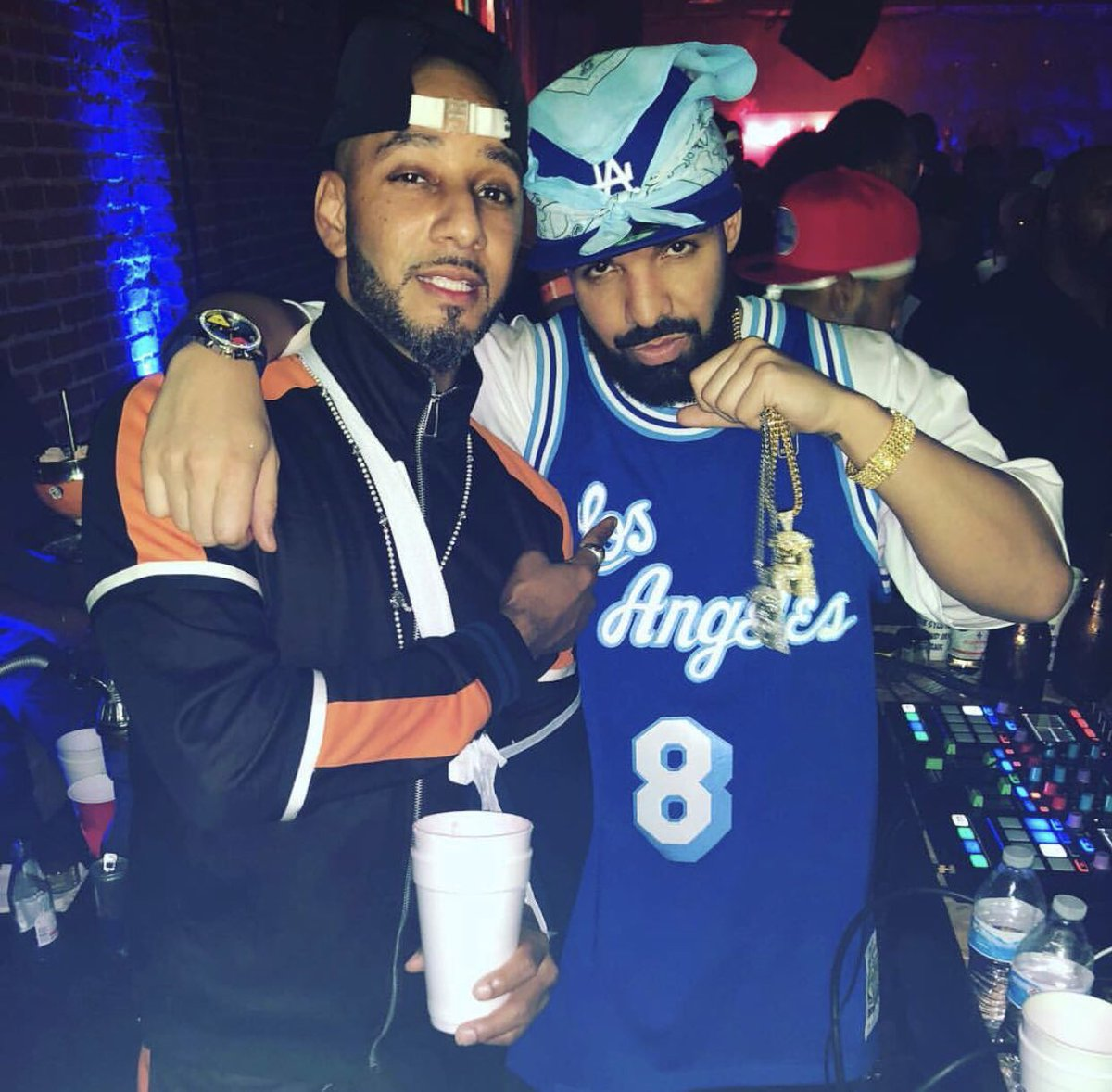 Drake Throws 2000's Themed Birthday Party in Los Angeles
