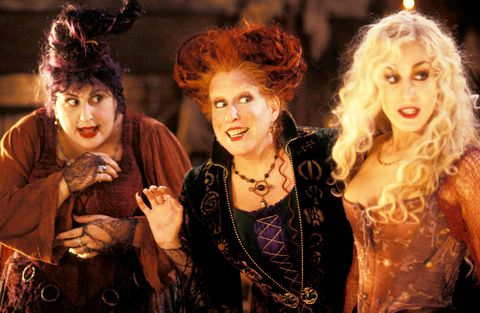 'Hocus Pocus' is Set to Return to Theaters for the 25th Anniversary