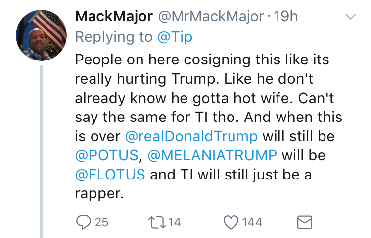 Twitter Reacts to T I  'Dime Trap' Trailer Featuring Melania